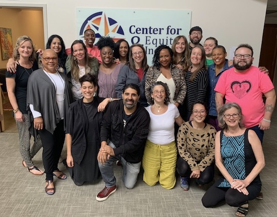 Center for Equity & Inclusion, 2019